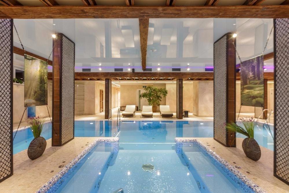 Рейтинг парк отелей подмосковья с бассейном