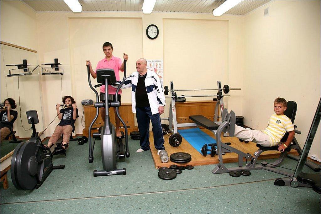 Санатории московской области похудения