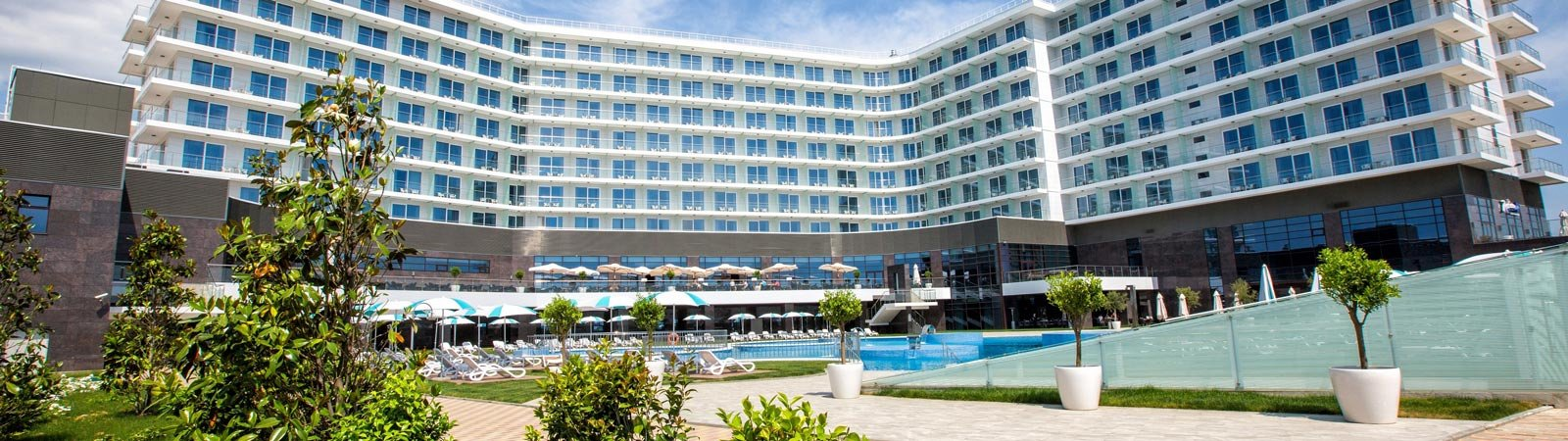Отель «Radisson Collection Paradise Resort & Spa Sochi» Сочи