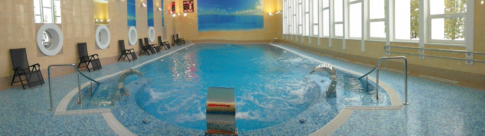 Санатории подмосковья с бассейном и лечением цена