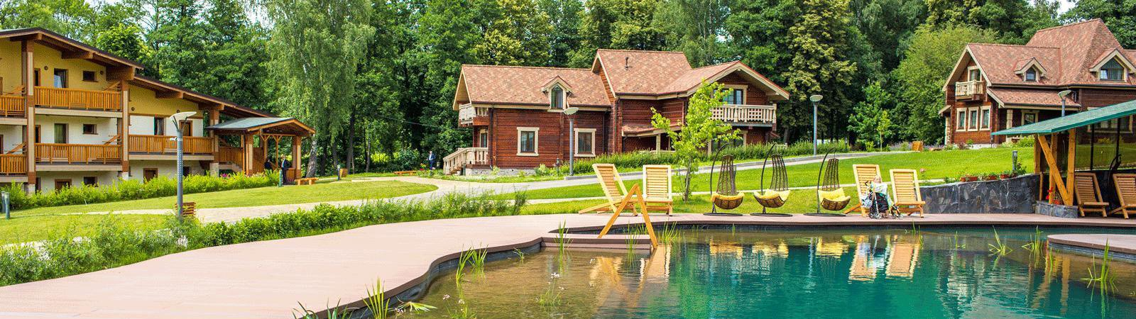«Welna Eco Spa resort»  (Велна Эко Спа Резорт) отель