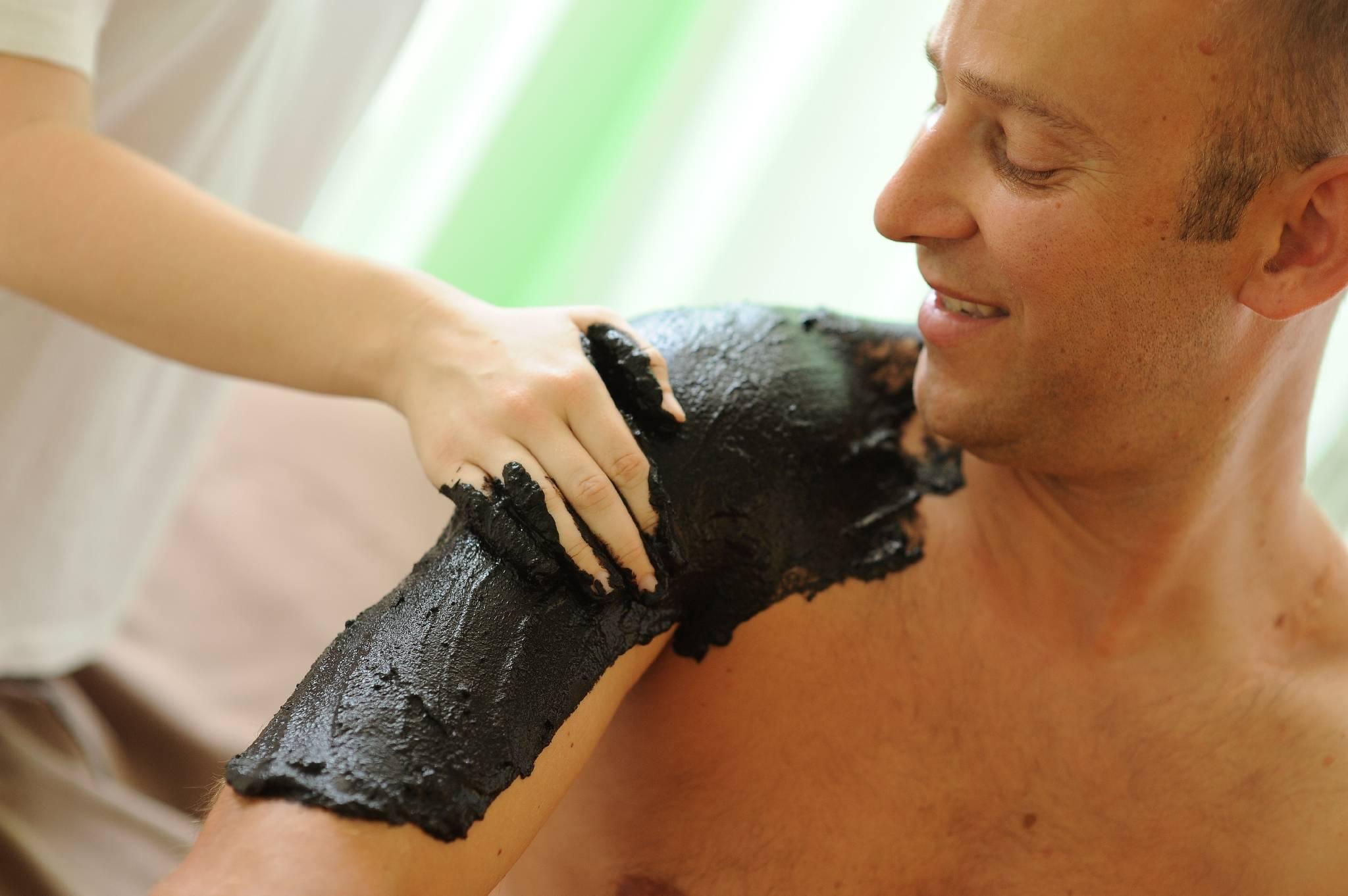 Как в домашних условиях пользоваться грязью