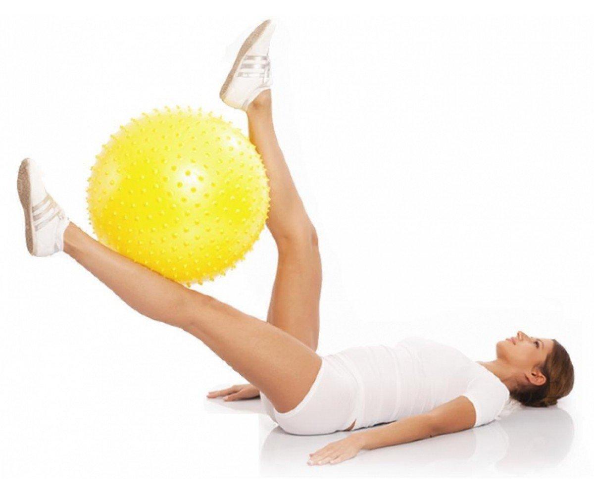 Мяч для фитнеса своими руками