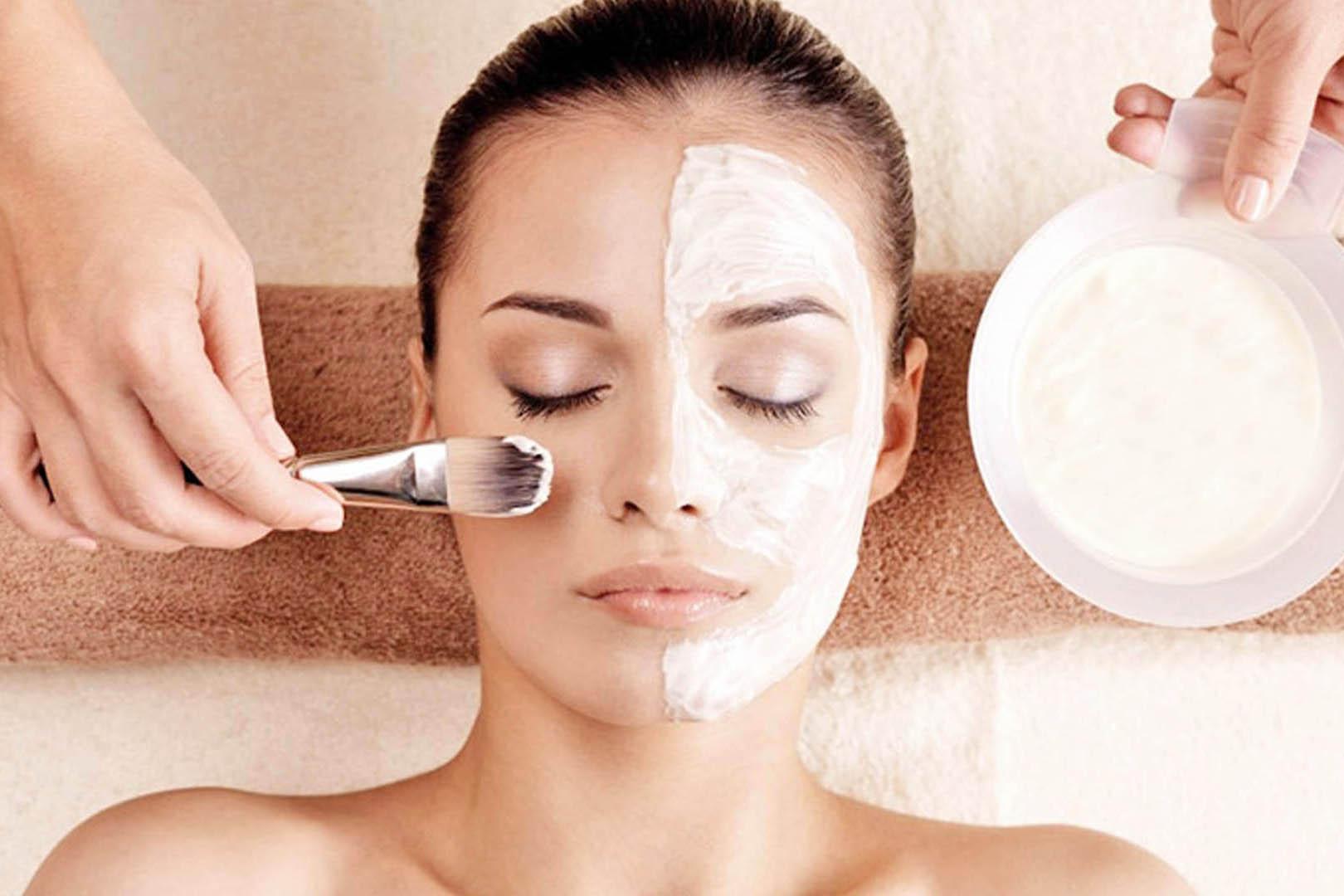 Пилинг для комбинированной кожи лица в домашних условиях